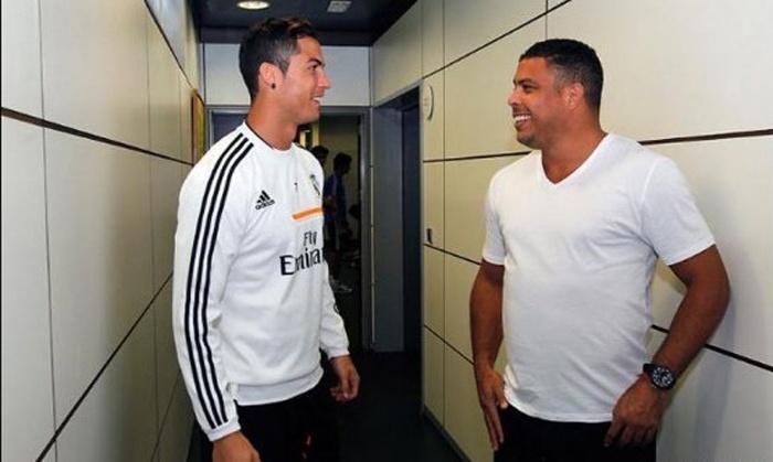 Nhung huyen thoai ung ho Ronaldo gianh Qua bong vang hinh anh 5