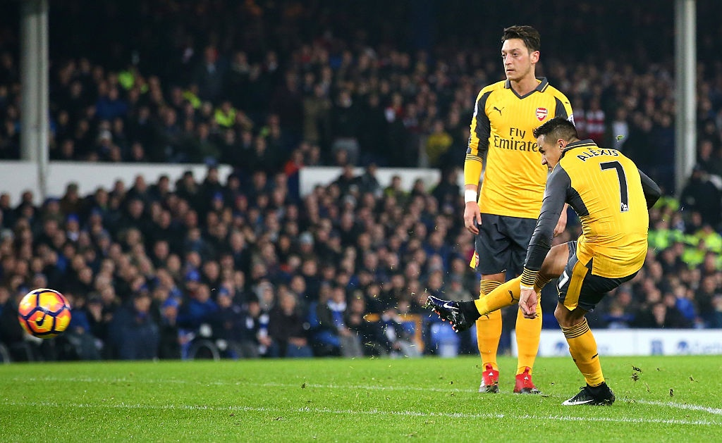 Arsenal thua nguoc 1-2 truoc Everton anh 3