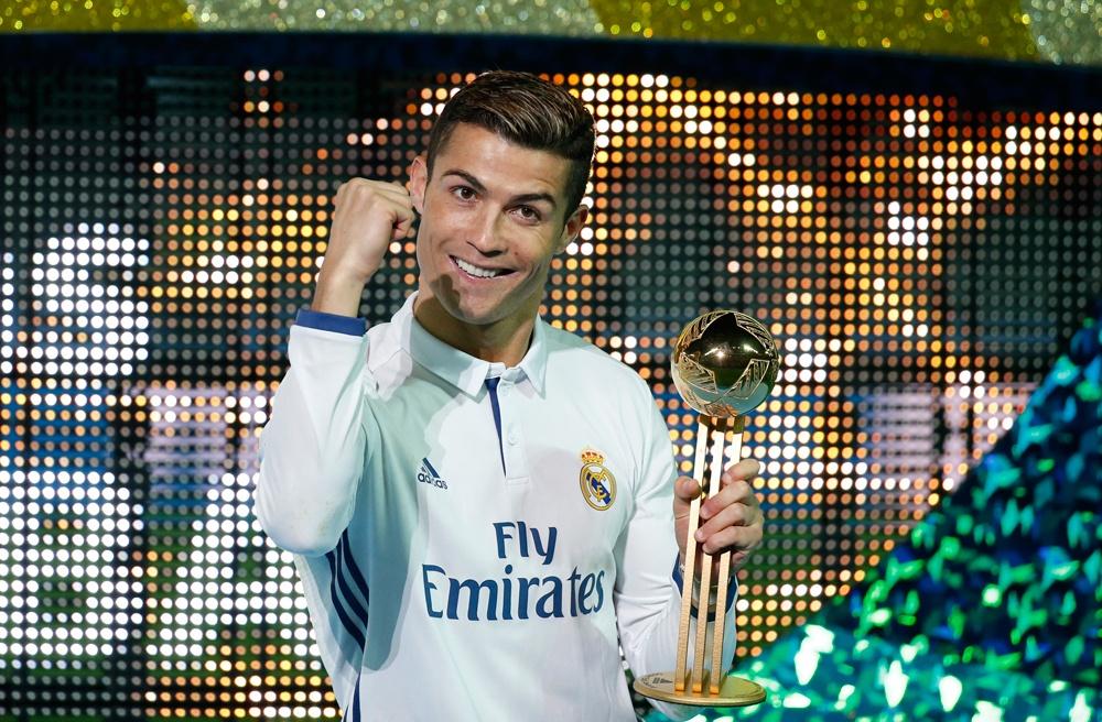 Ronaldo hay nhat FIFA Club World Cup 2016 hinh anh 1