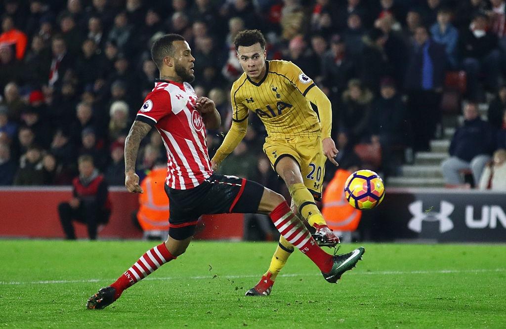 Harry Kane giup Tottenham de doa vi tri cua Arsenal hinh anh 9