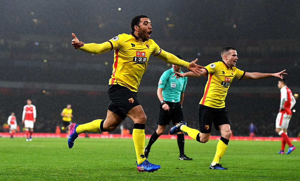 Arsenal thua 1-2 truoc Watford anh 4