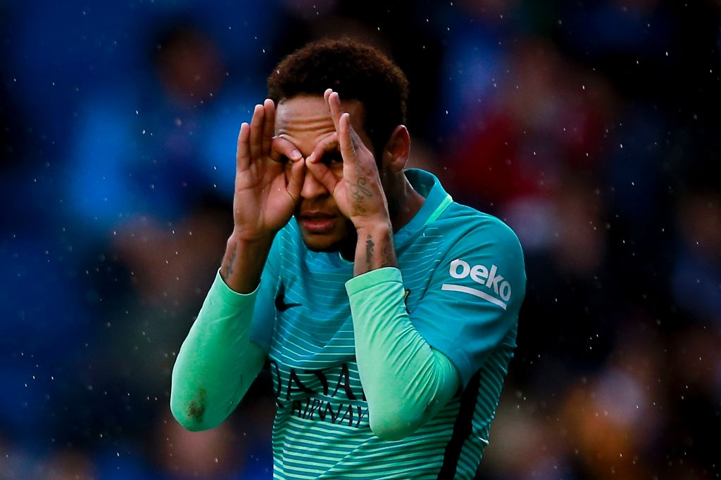 PSG so nhat Neymar o Champions League anh 1