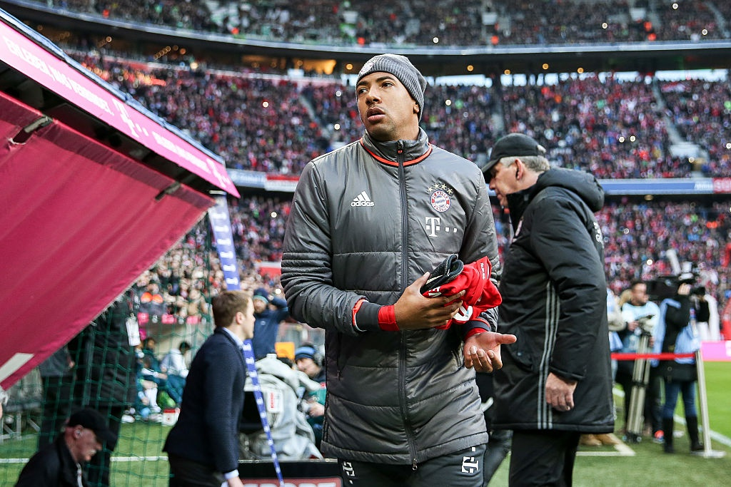 Cau thu Bayern thach Arsenal choi tan cong anh 3