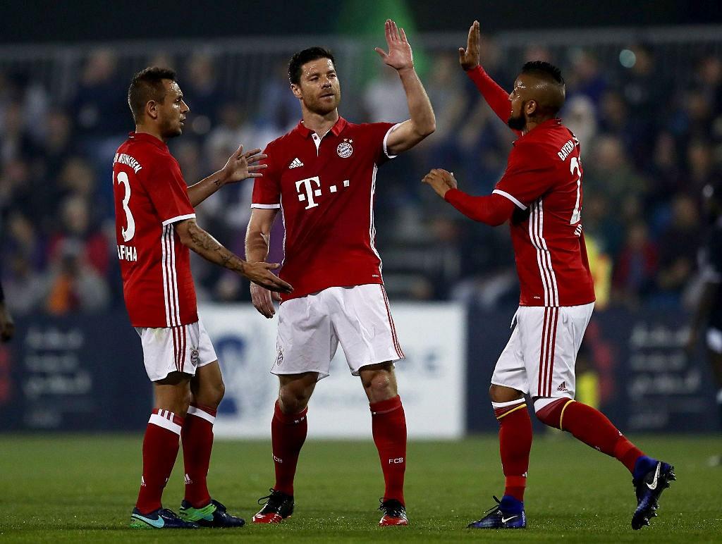 Cau thu Bayern thach Arsenal choi tan cong anh 8
