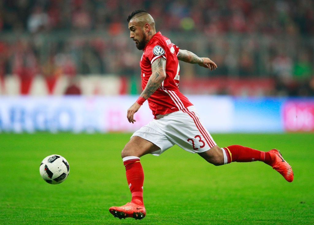 Cau thu Bayern thach Arsenal choi tan cong hinh anh 1