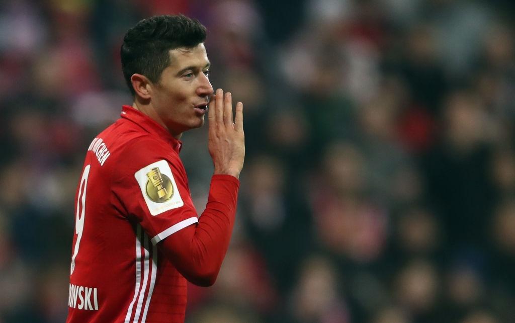Cau thu Bayern thach Arsenal choi tan cong hinh anh 5