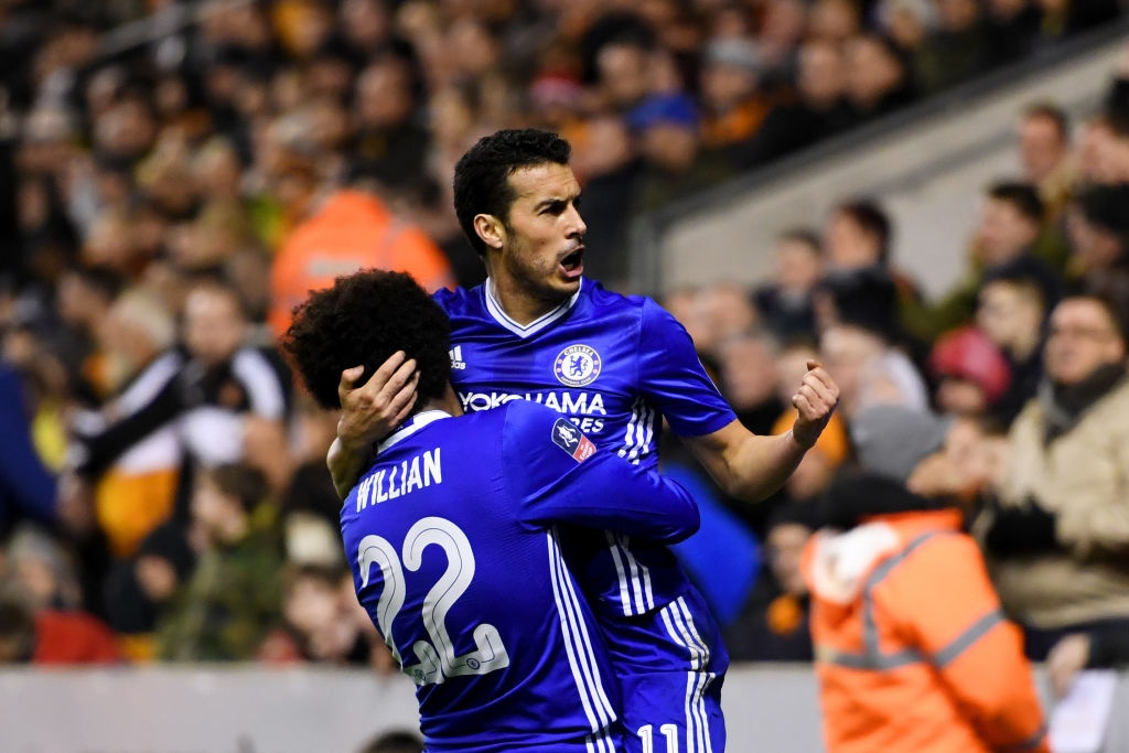 Diego Costa, Pedro giup Chelsea thang 2-0 o cup FA hinh anh 6