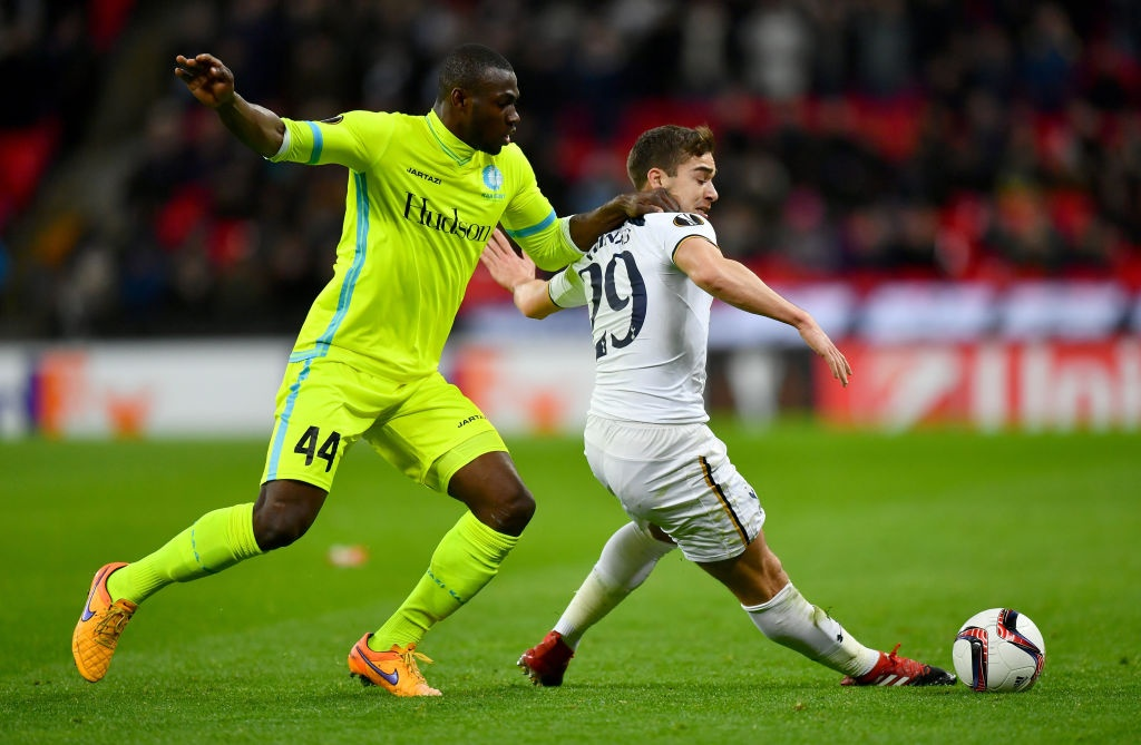 Harry Kane khien Tottenham bi loai khoi cup chau Au hinh anh 2