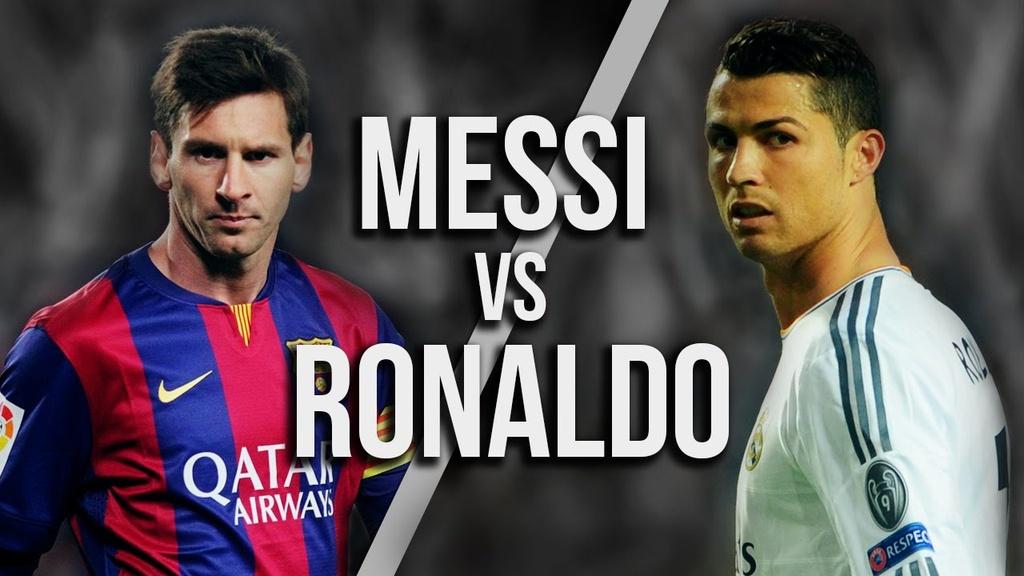 Nhung ky luc thach thuc Ronaldo va Messi truoc khi giai nghe hinh anh 6