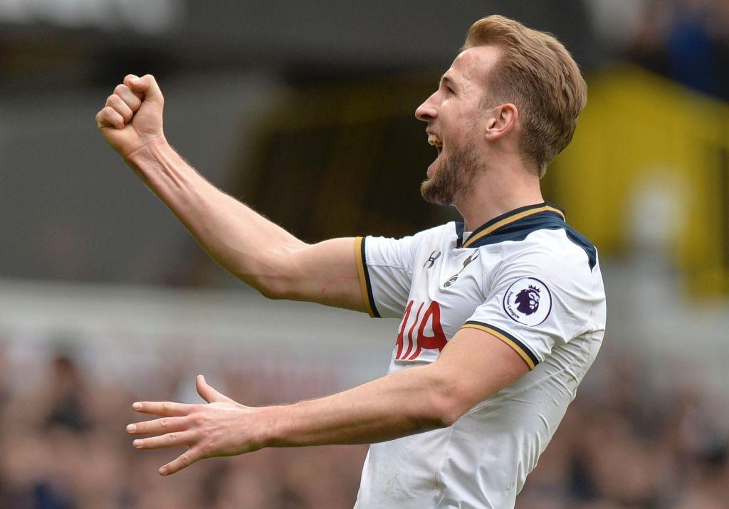 Kane giup Tottenham len vi tri thu 2 anh 6