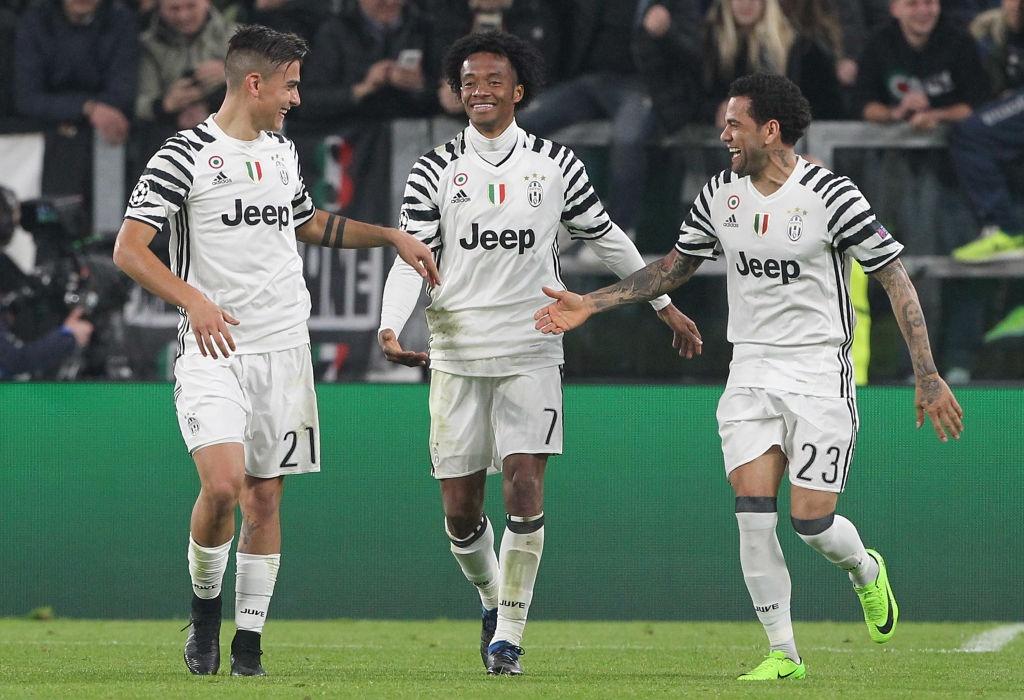 Ky luc Champions League duoc lap o tran Juve thang Porto hinh anh 2
