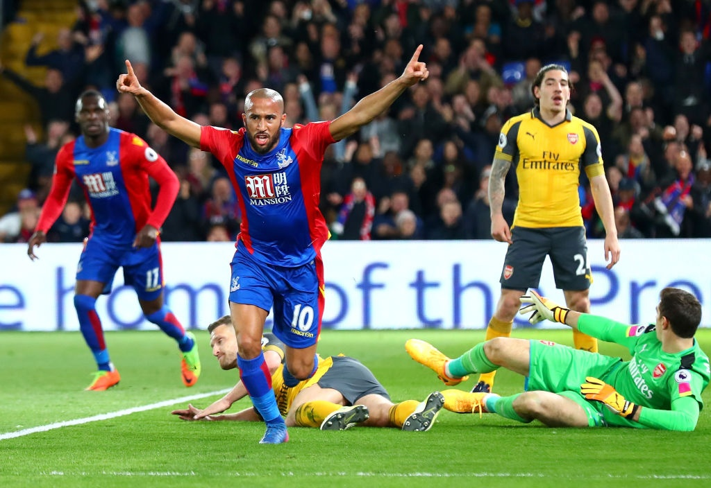Arsenal thua Crystal Palace 0-3, hut hoi trong cuoc dua top 4 hinh anh 2