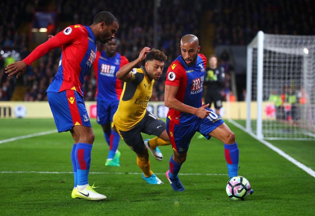 Arsenal thua Crystal Palace 0-3, hut hoi trong cuoc dua top 4 hinh anh 4