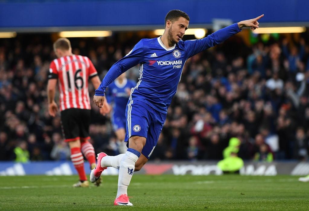 Chelsea vung vang ngoi dau sau tran thang Southampton 4-2 hinh anh 1