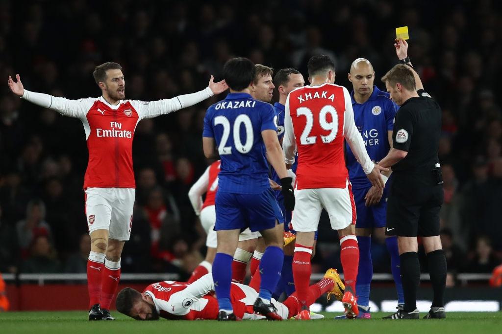 Arsenal danh bai Leicester 1-0 anh 7