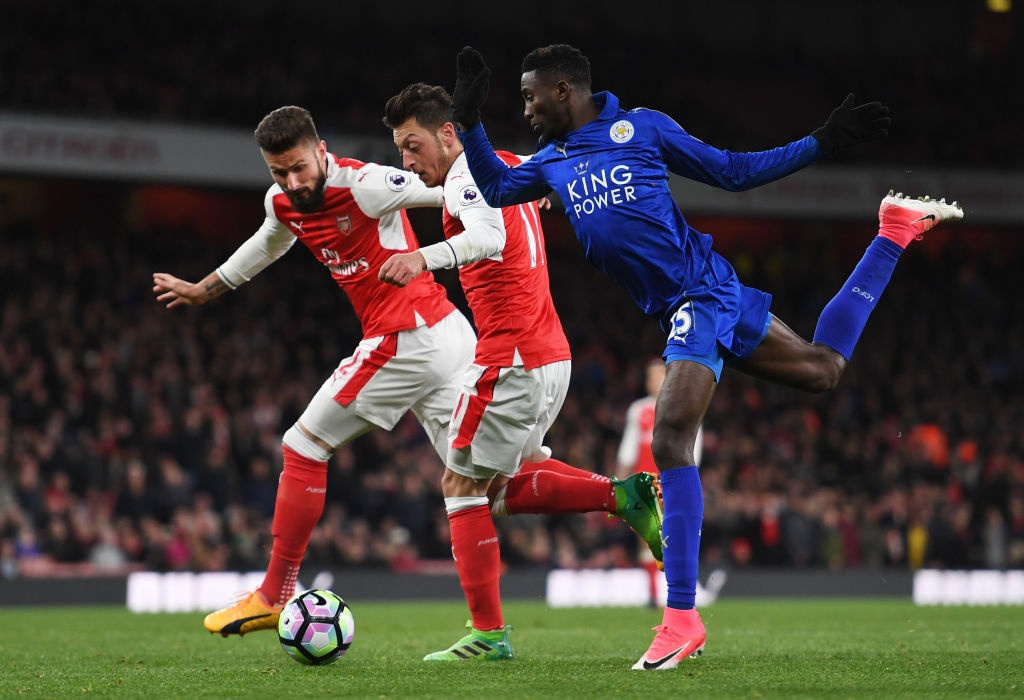Arsenal danh bai Leicester 1-0 anh 6