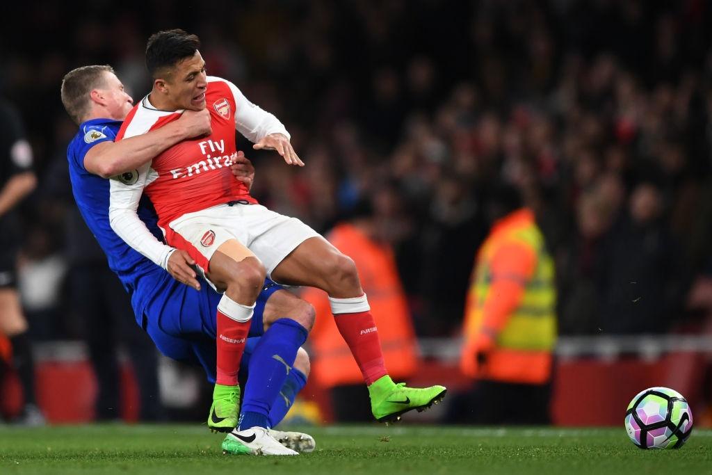 Arsenal danh bai Leicester 1-0 anh 5