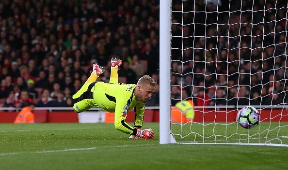 Arsenal danh bai Leicester 1-0 anh 2