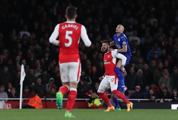 Arsenal danh bai Leicester 1-0 anh 9