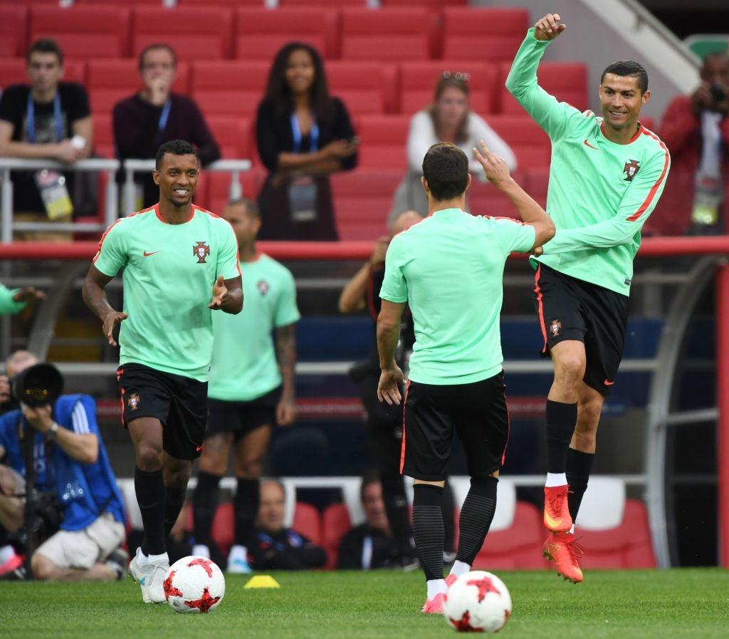 Ronaldo canh tranh danh hieu vua pha luoi Confeds Cup hinh anh 7