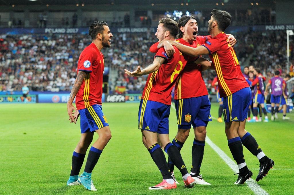 Tay Ban Nha vao chung ket U21 chau Au hinh anh 8