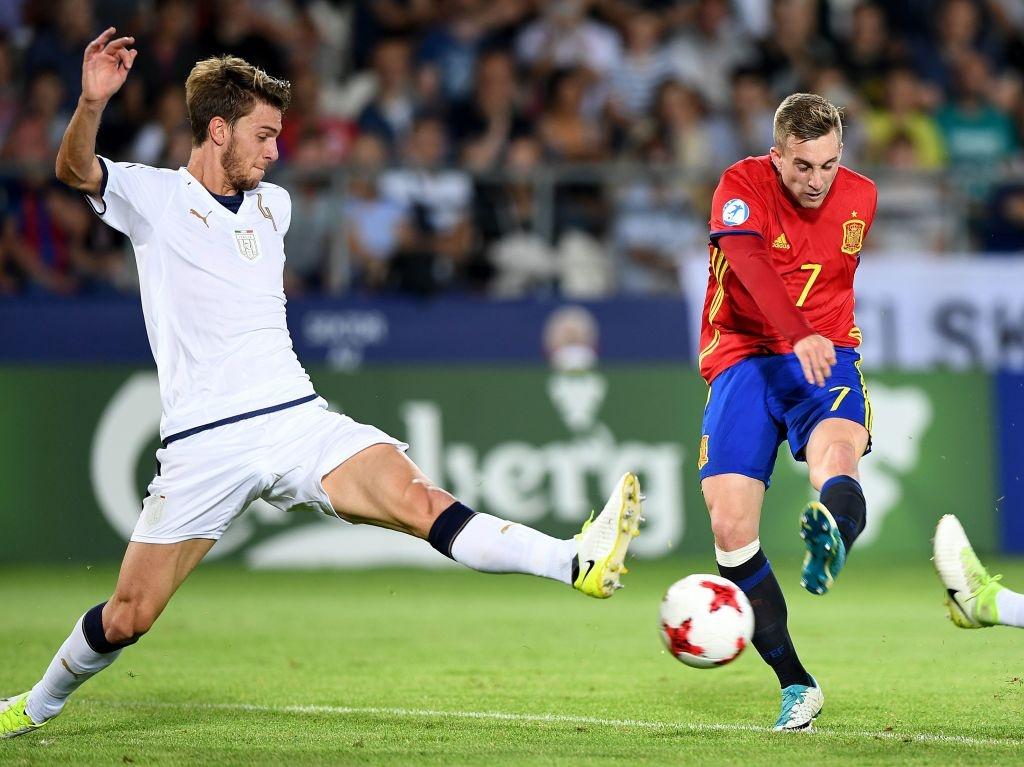 Tay Ban Nha vao chung ket U21 chau Au hinh anh 2