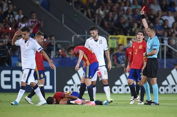 Tay Ban Nha vao chung ket U21 chau Au hinh anh 4