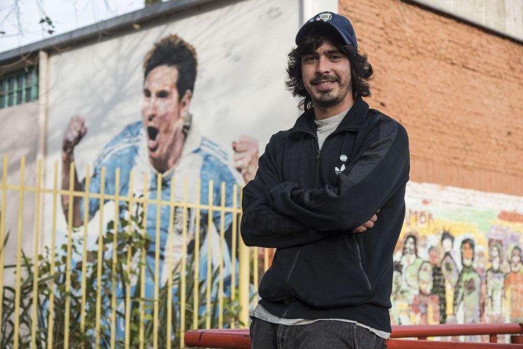 Thanh pho Rosario trang hoang don le cuoi cua Messi hinh anh 11