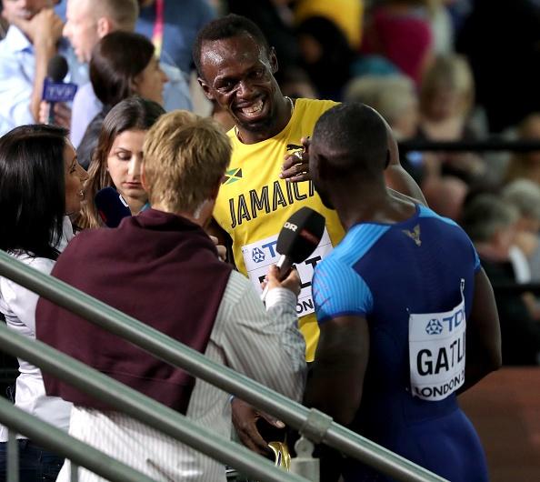London: Lan cuoi cung cua Usain Bolt hinh anh 2