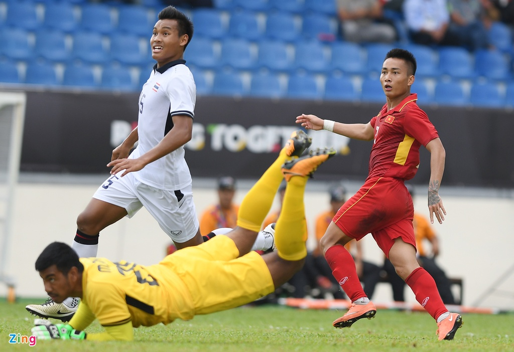 U22 VN that vong va nuoi tiec roi SEA Games 29 hinh anh 16