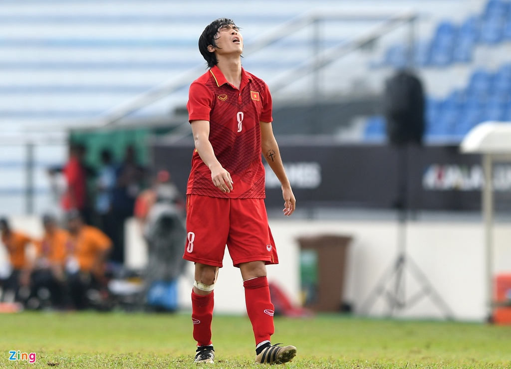 U22 VN that vong va nuoi tiec roi SEA Games 29 hinh anh 4
