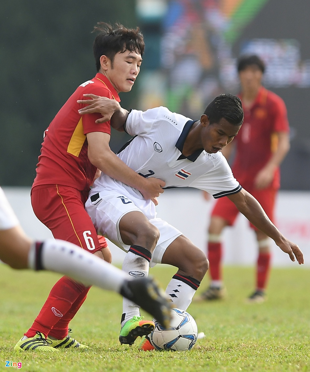 U22 VN that vong va nuoi tiec roi SEA Games 29 hinh anh 13
