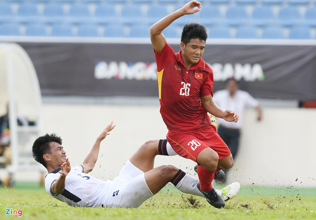 U22 VN that vong va nuoi tiec roi SEA Games 29 hinh anh 14