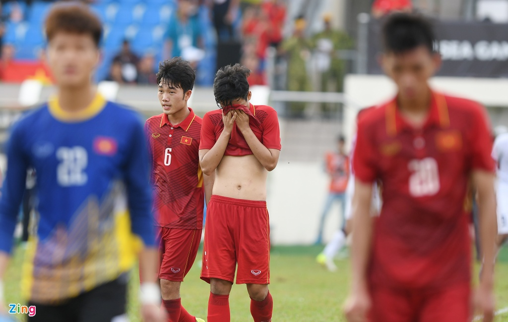 U22 VN that vong va nuoi tiec roi SEA Games 29 hinh anh 6