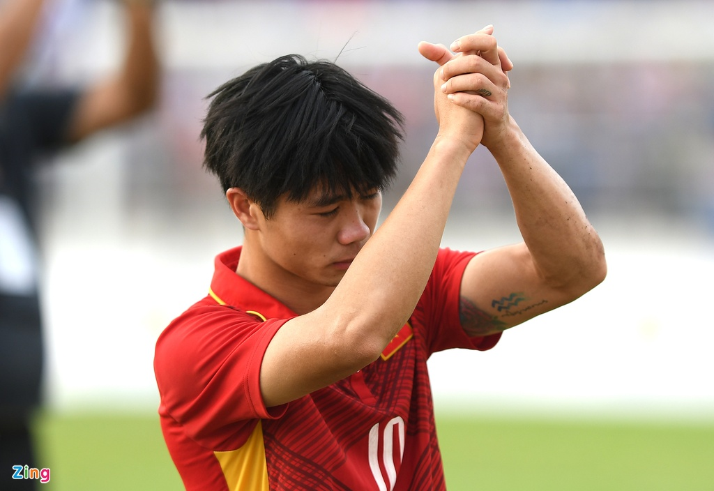 U22 VN that vong va nuoi tiec roi SEA Games 29 hinh anh 8