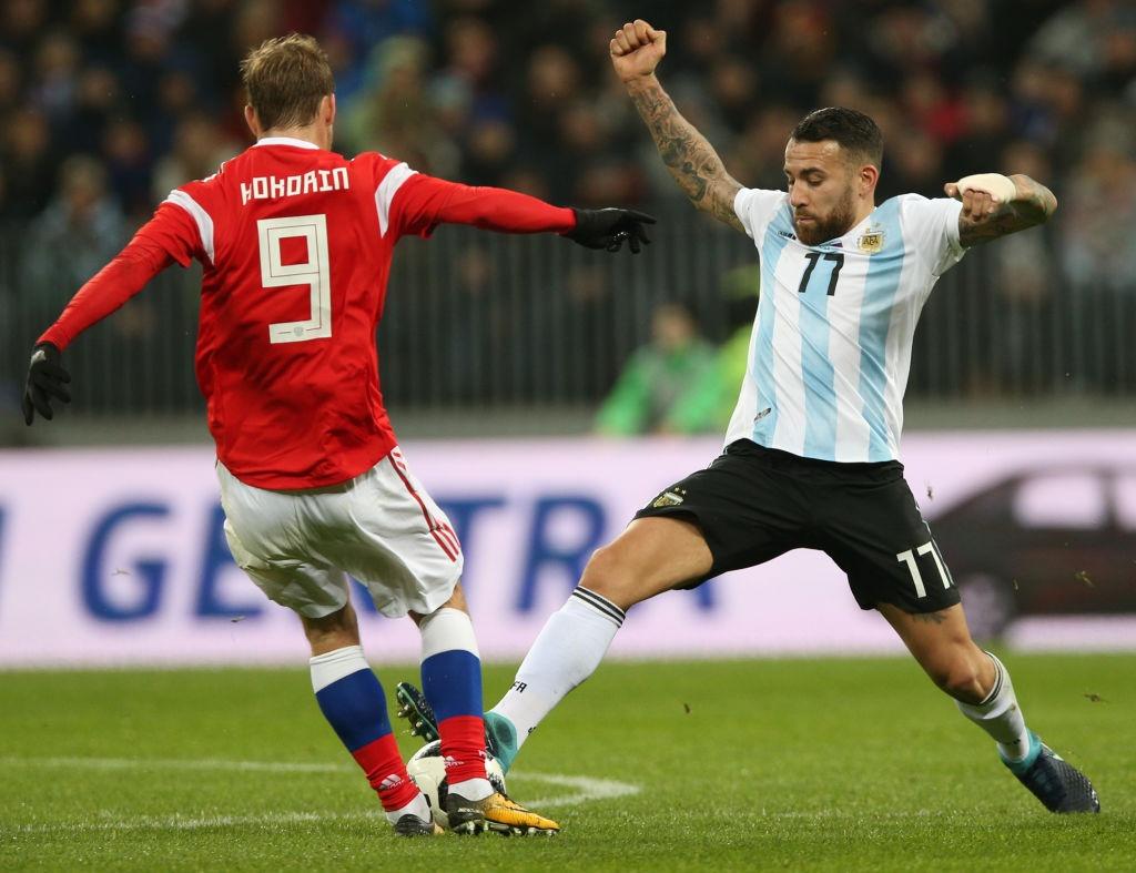 Messi bat luc, Argentina van thang chu nha World Cup 2018 hinh anh 11