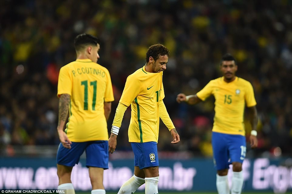 Neymar va dong doi gay that vong khi hoa dan sao tre tuyen Anh hinh anh 1