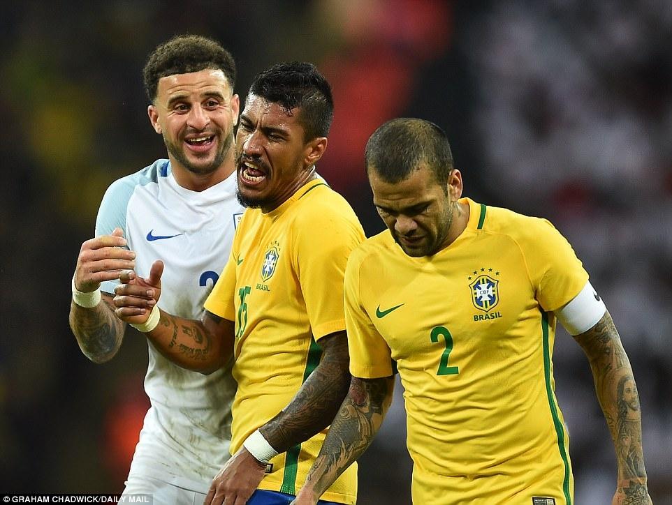 Neymar va dong doi gay that vong khi hoa dan sao tre tuyen Anh hinh anh 2