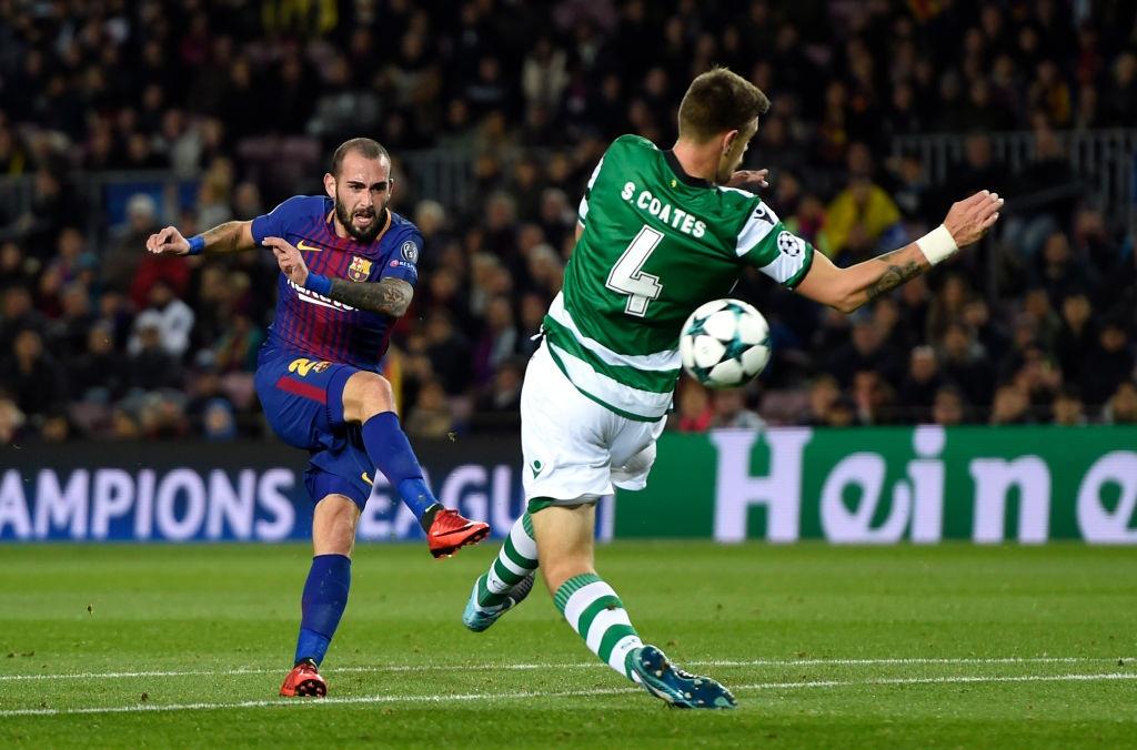 Barca thang Sporting 2-0, keo dai mach bat bai mua nay hinh anh 7
