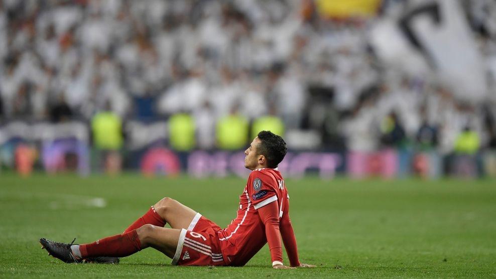 Cau thu Bayern om dau that vong truoc Real Madrid hinh anh 2