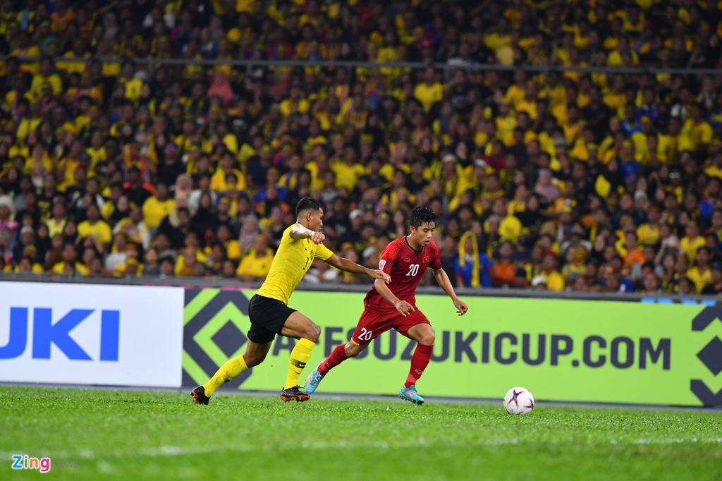 Vi sao tuyen Malaysia suyt thua Viet Nam o Bukit Jalil? hinh anh 1
