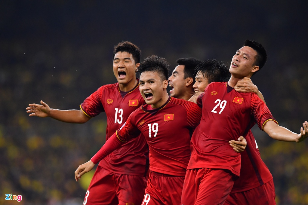 Chung ket luot ve AFF Cup anh 1