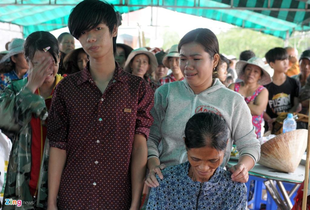 Tang thuong vung lu Phu Yen hinh anh 7