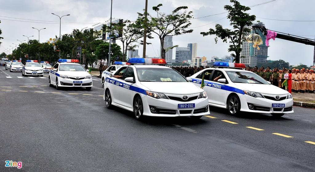Can canh dan xe Audi phuc vu APEC 2017 hinh anh 9