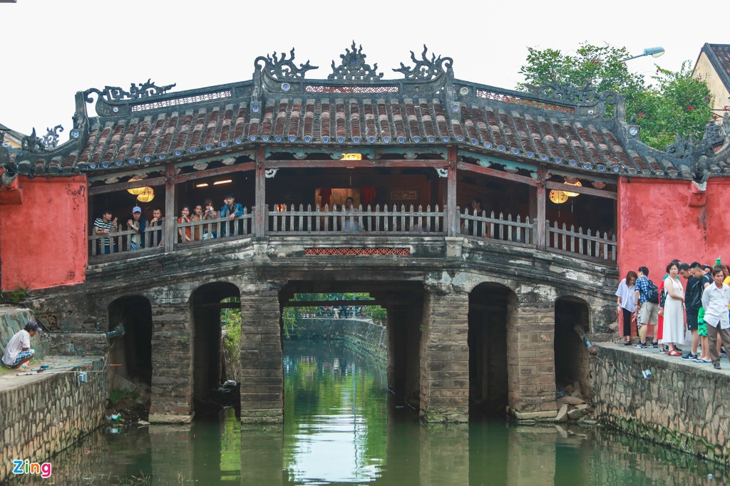 Image result for chùa cầu hội an