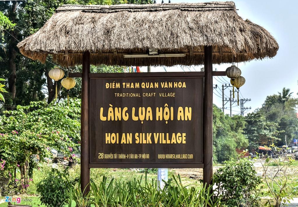 Tái hiện làng lụa tơ tằm hơn 4000 năm tuổi cổ kính phố Hội An