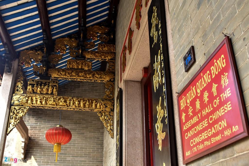 Hoi quan Quang Dong o pho co Hoi An anh 3