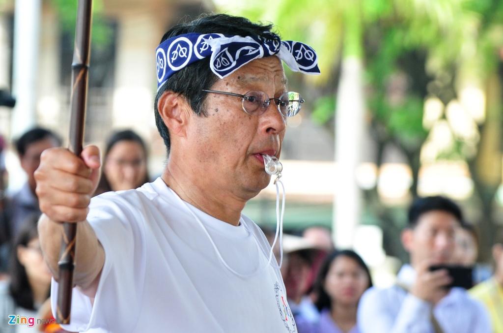 Tai hien dam cuoi cong nu Ngoc Hoa tren 'Chau An thuyen' hinh anh 8