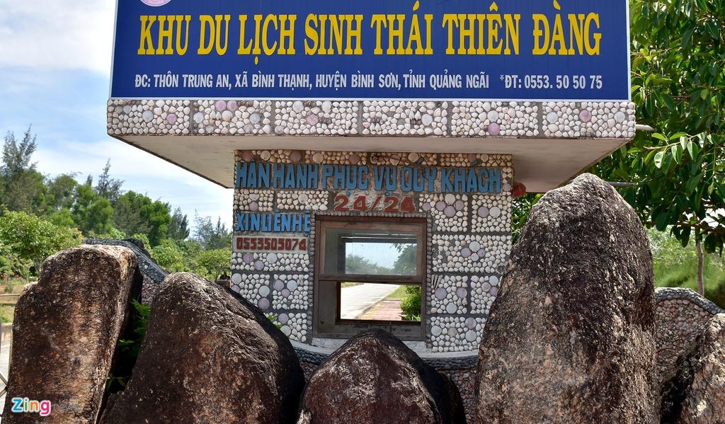 Co dai vay quanh khu du lich sinh thai Thien Dang 8.000 ty dong hinh anh 2