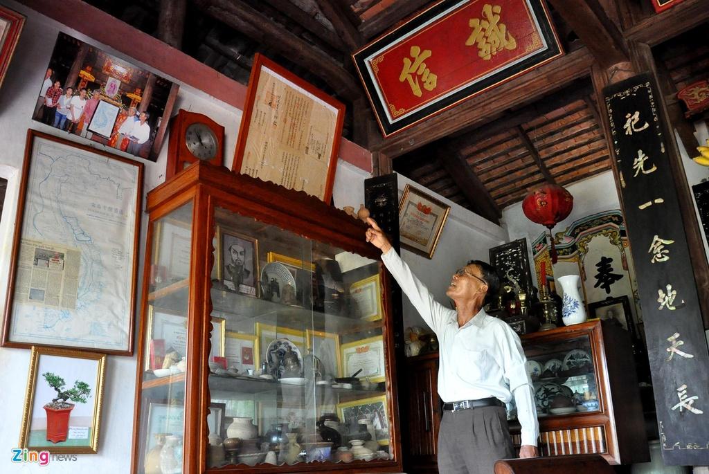 Le khao le the linh Hoang Sa o huyen dao Ly Son anh 13